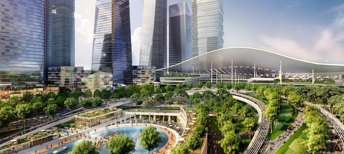 Iskandar Waterfront, CREC no longer master developers of Bandar Malaysia