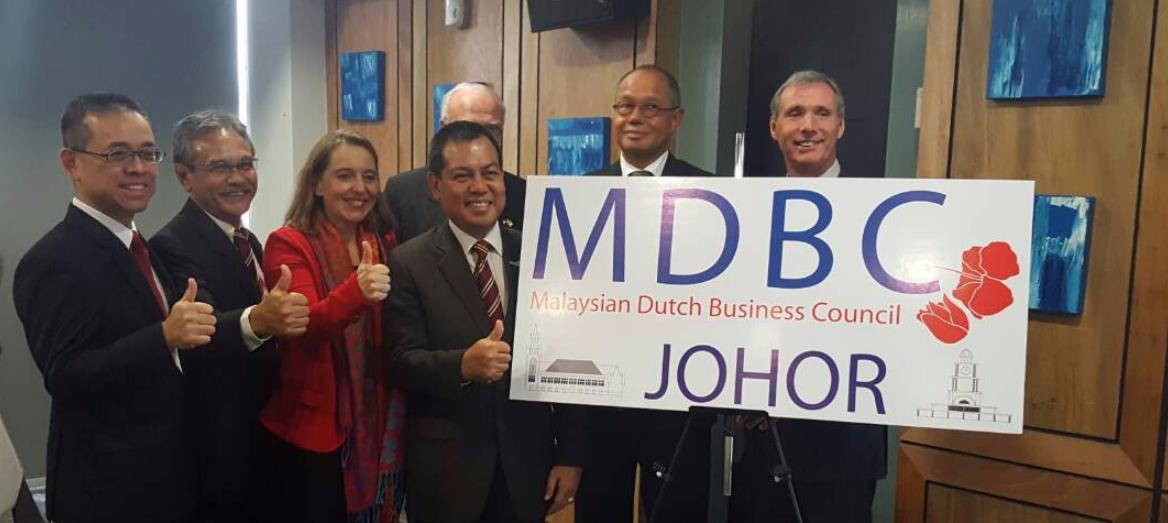 Malaysian Dutch Business Council Launches Johor Chapter in Medini, Iskandar Puteri