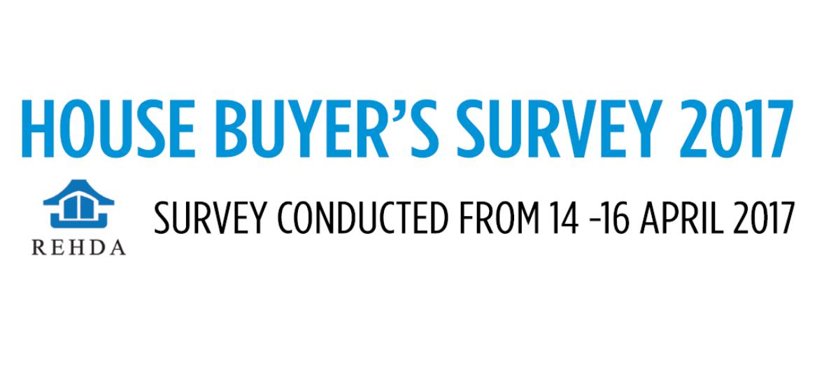 REHDA''s Home Buyer Survey 2017