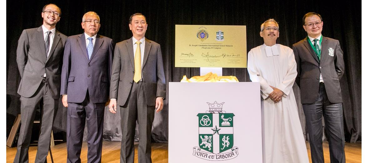 St. Joseph's Institution International School Malaysia (SJIIM) Celebrates First Year With a Joyous Opening Ceremony