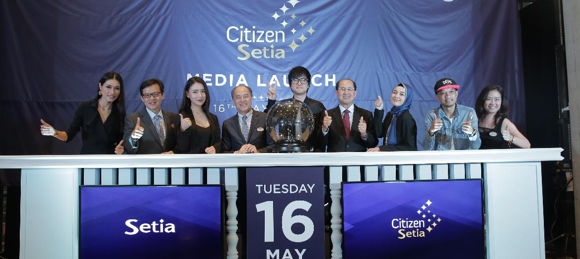 Setia Launches Citizen Setia Facebook
