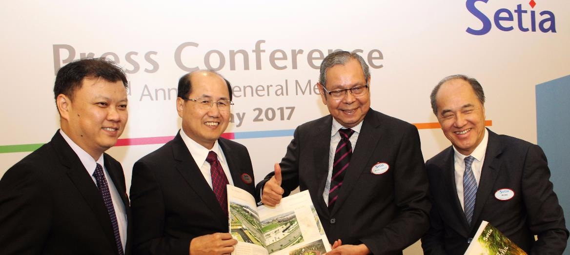 S P Setia Held 42nd Annual General Meeting