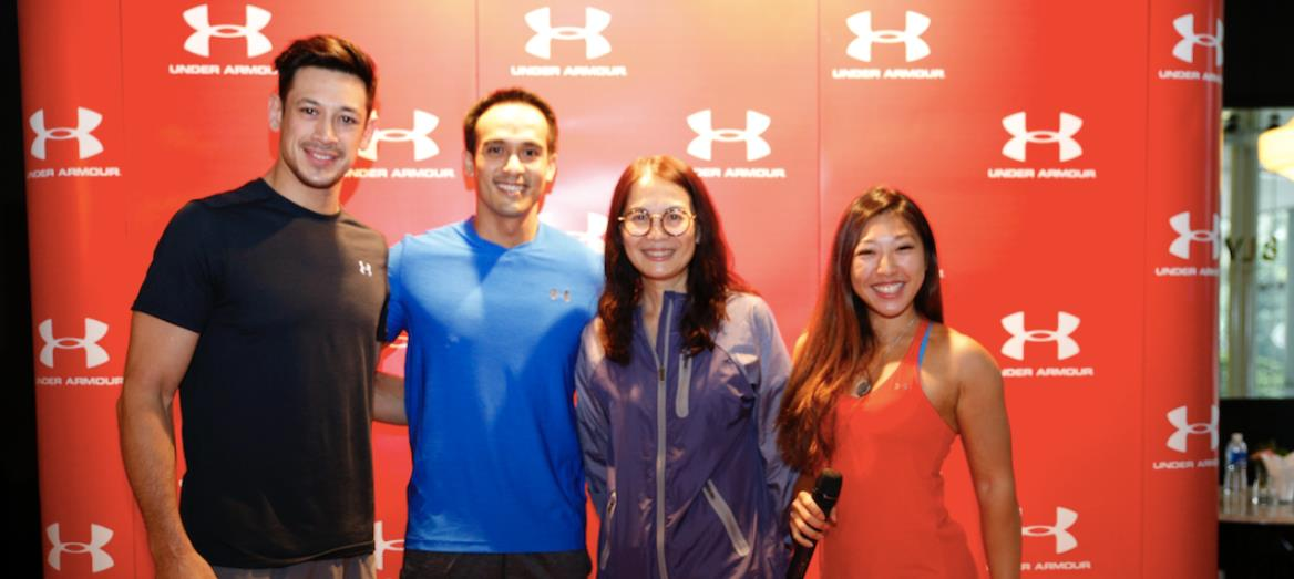 Naza TTDI Teams Up with Under Armour to Launch Armour @ThePark