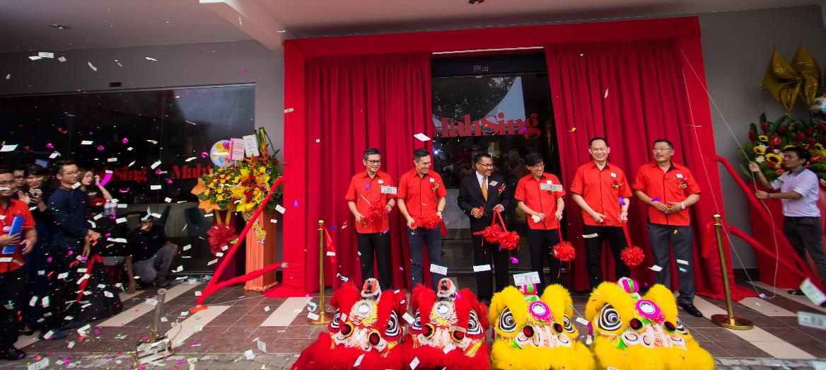 Official Launch of Mah Sing''s Johor Bahru Corporate Office
