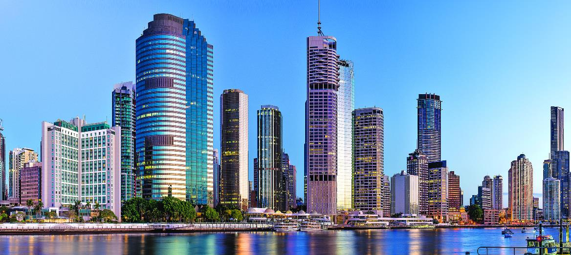 Brisbane - The Making Of A World Class City