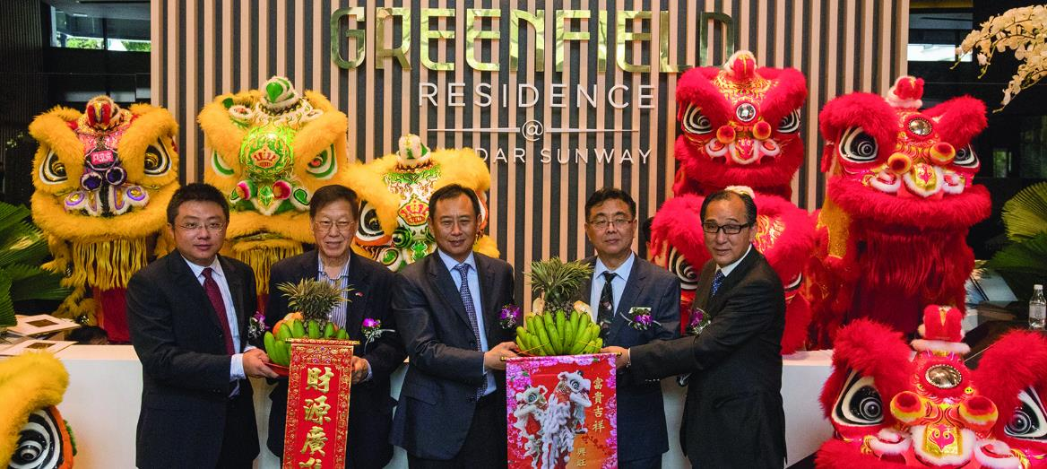 Greenfield Residence by CICET Asia Development Sdn Bhd Draws Big Crowd