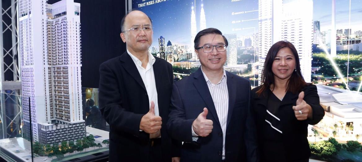 Roxy-Pacific and Macly Group Launched Its First Development In Malaysia – The Infinitum