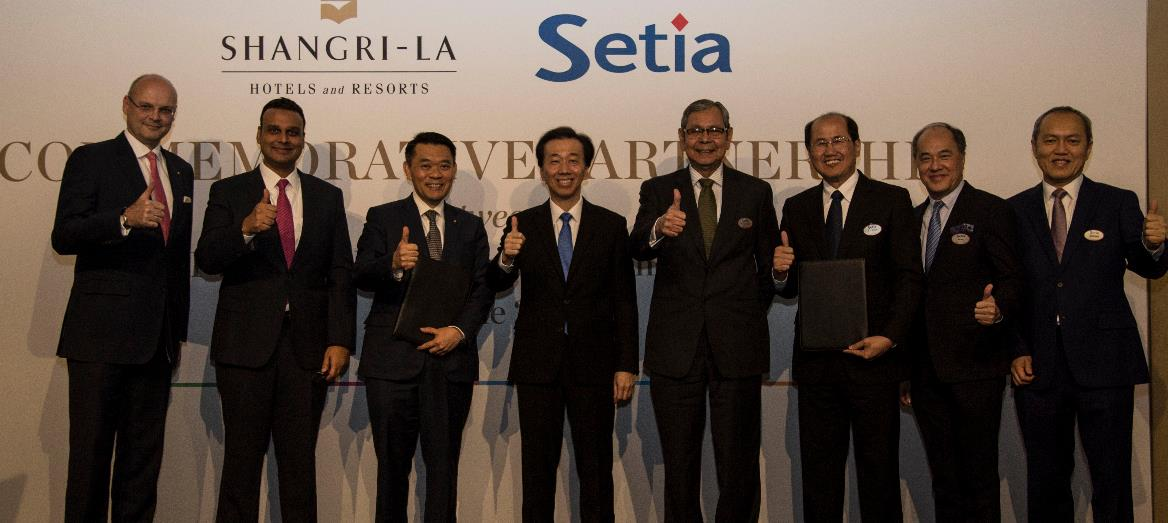 S P Setia Appoints Shangri-La As The Hotel Operator For Its Luxury Landmark Development 'By The Gardens' In Melbourne CBD