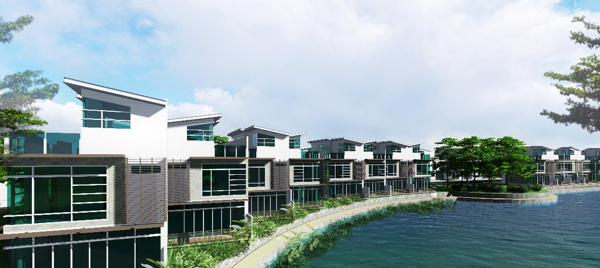 UMLand  Launches D'Lagoon - Luxury Development By The Lake At Taman Seri Austin, Johor