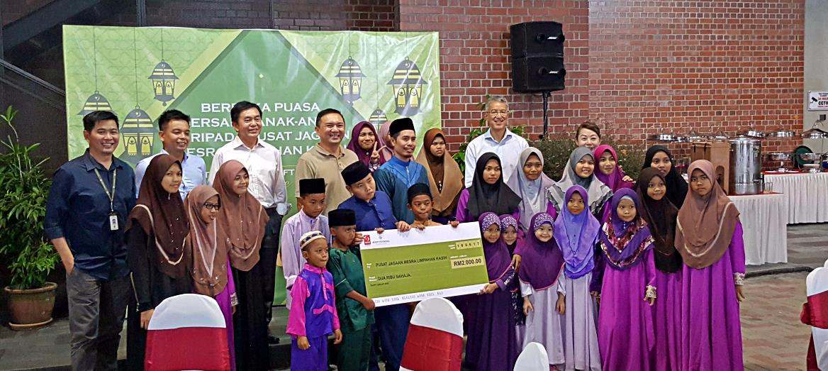 TAHPS Makes Ramadan More Meaningful By Hosting Children From Pusat Jagaan Mesra Limpahan Kasih To A Buka Puasa Event