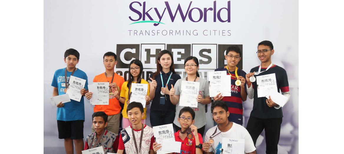 1,150 Players Entered Into SkyWorld Chess Tournaments