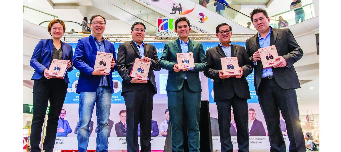 Johor's Home & Property Fair: A Smashing Success