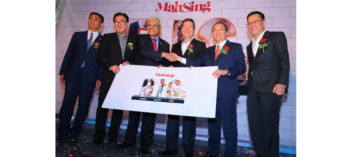 Mah Sing Launches Business Incentive Grant Programme For Commerical Products At Mirf Exhibition