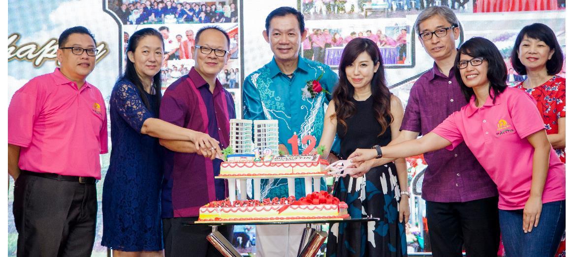 SERI AUSTIN's 12th Anniversary & Raya Celebration
