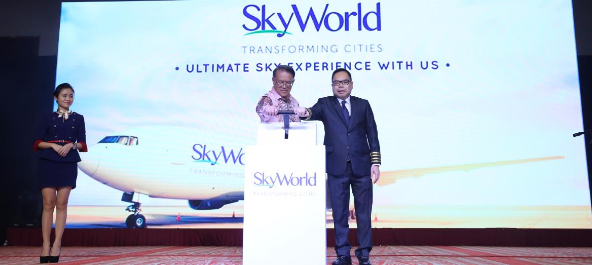 SkyWorld Hosts Appreciation Gala For Over 2,000 SkyAwani Purchasers