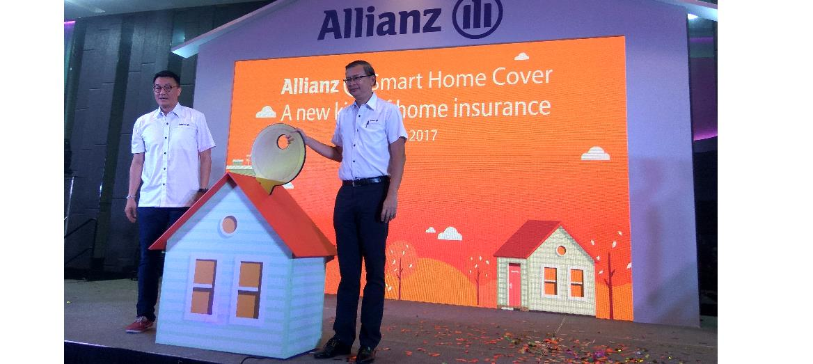 Smarter Home Coverage with Allianz