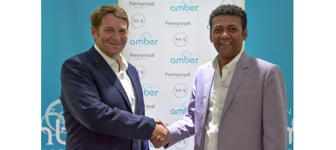 Pam Golding Property Group Appointed to Market Ground-breaking Luxury Zanzibar Amber Resort