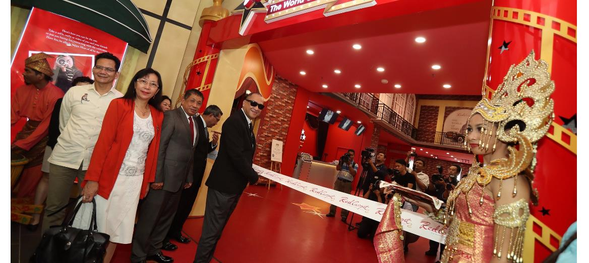 Launch Of Red Carpet 2 @ i-City