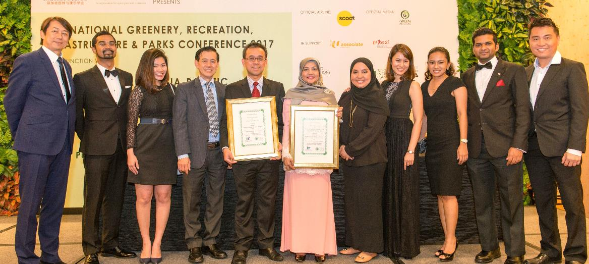 Medini Clinches Green And Smart City Awards