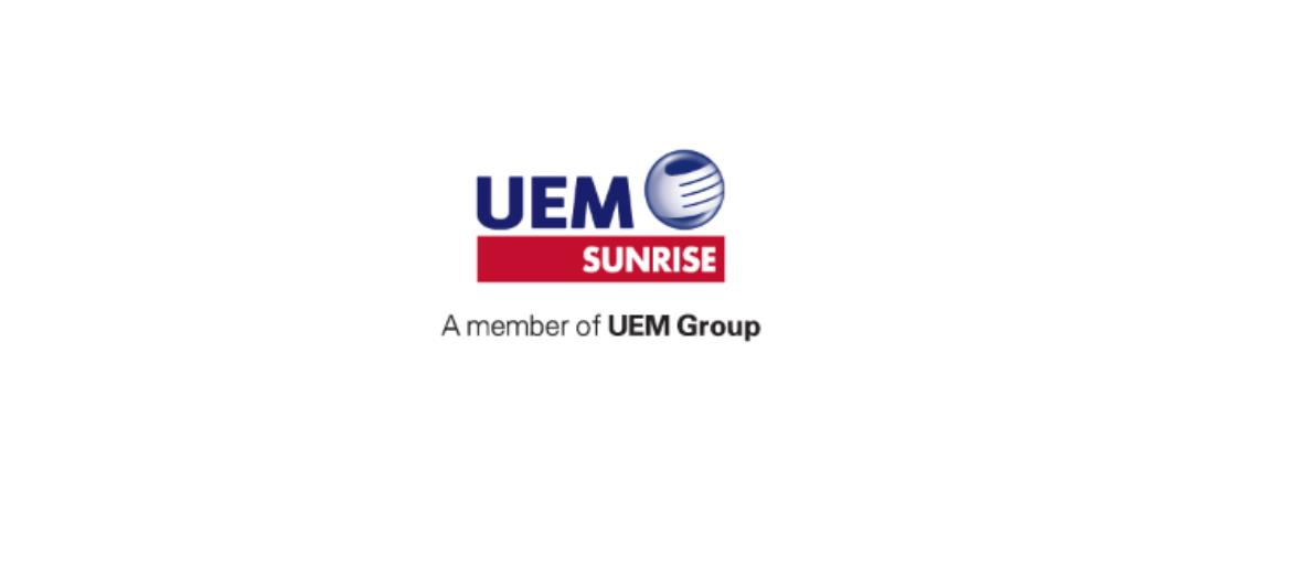 UEM Sunrise Announces Revenue Of RM1.4 Billion For The Six Months Ended 30 June 2017