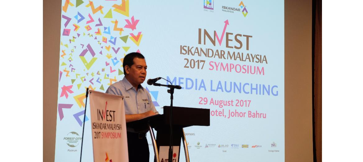 Showcasing Iskandar Malaysia To The World IRDA Continues To Organize The Invest Iskandar Malaysia Symposium 2017