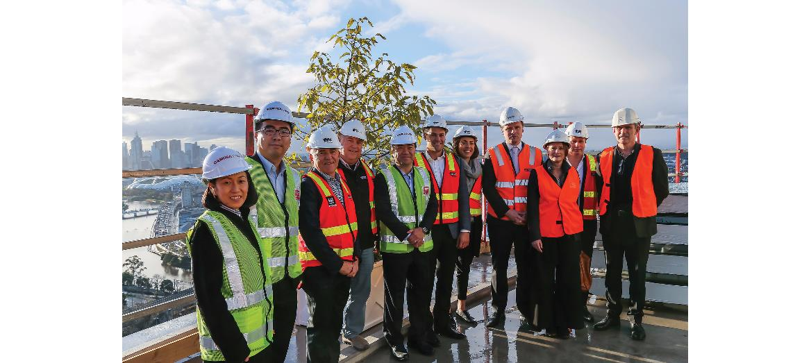 661 Chapel St Soars to the Top in Australian First for Gamuda Land