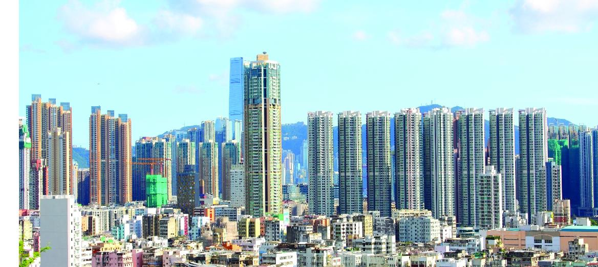 Pricing for Hong Kong skyscrapers is highest in the world