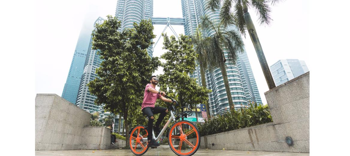 Mobike rides into the heart of Malaysia
