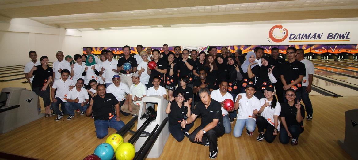 UMLand Southern Media Bowling Night