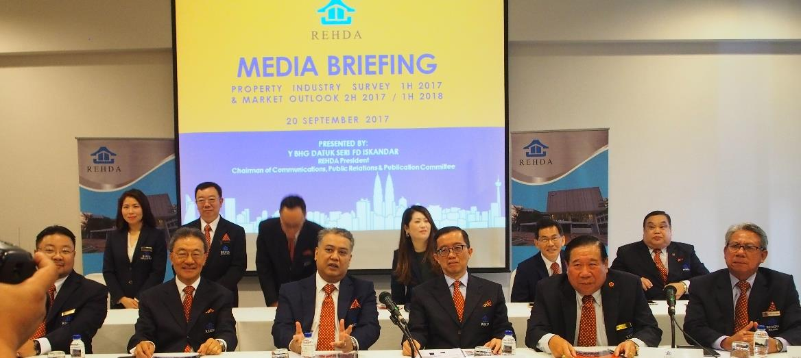 44% of residential launches were below RM500,000 for 1H 2017, reports REHDA