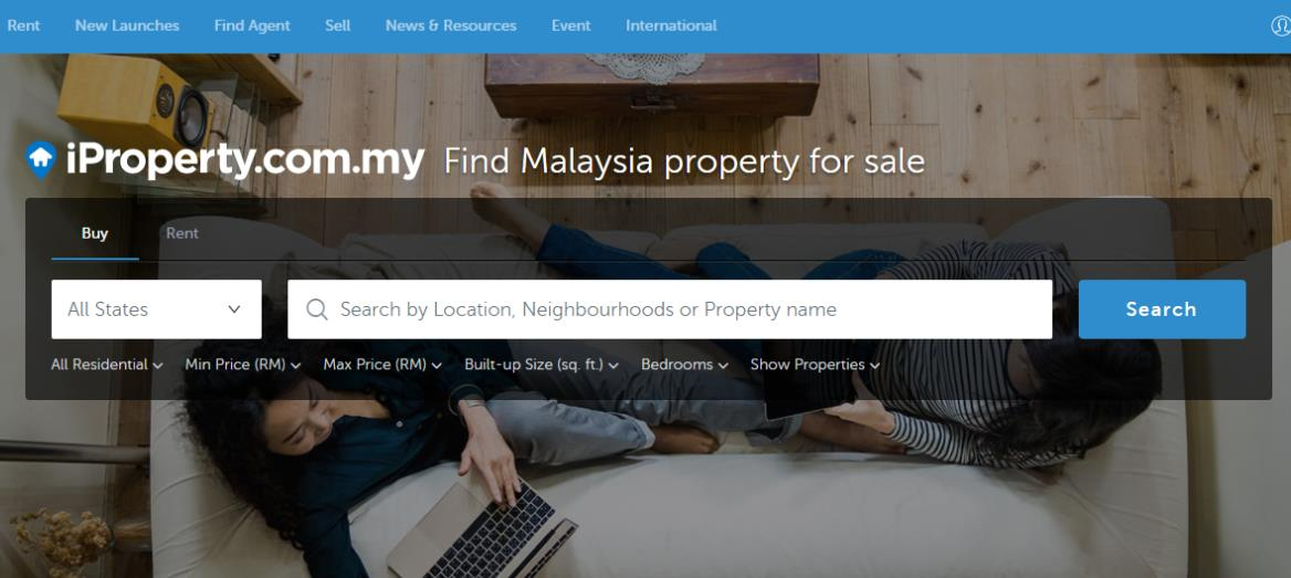 iProperty.com.my – Reimagined and Refreshed