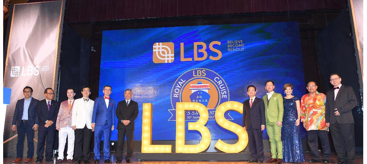 Double the joy, LBS marks 25 years in the property development industry and celebrated its 15th Anniversary on Bursa Malaysia''s listing