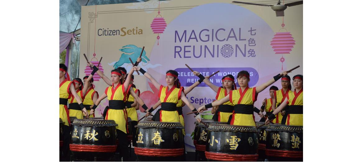 Magical reunion as SP Setia celebrates mid-autumn festival with Citizen Setia