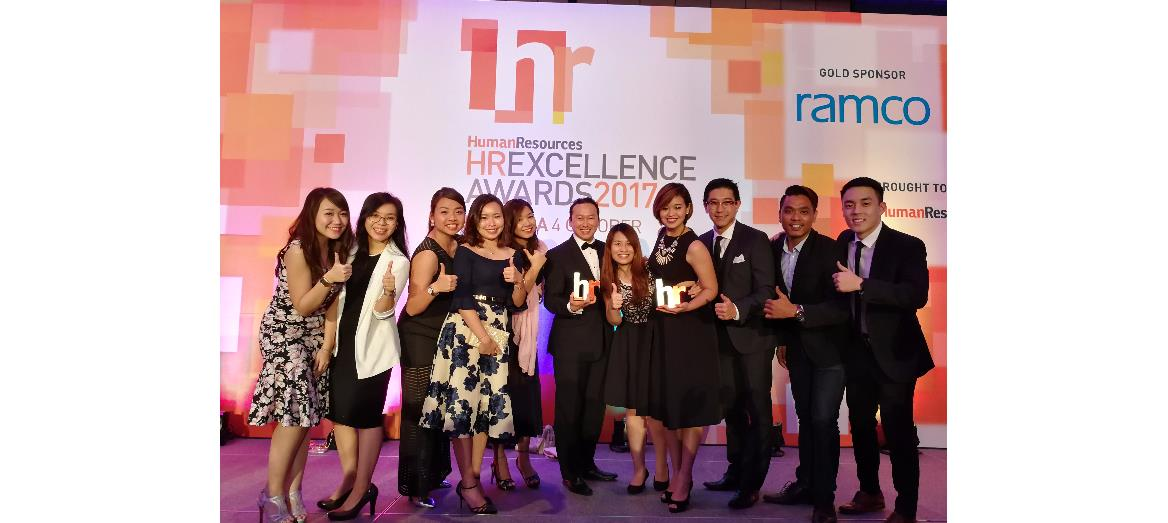 Mah Sing on the double at prestigious human resource excellence awards 2017