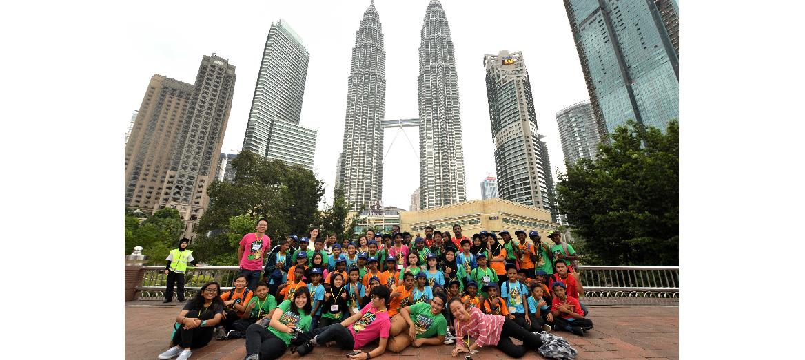 Fun-filled educational trip for children from Setia Caring School Programme by S P Setia Foundation