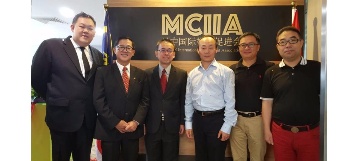 Malaysia-China International Investment Association Opens First Branch in Medini City