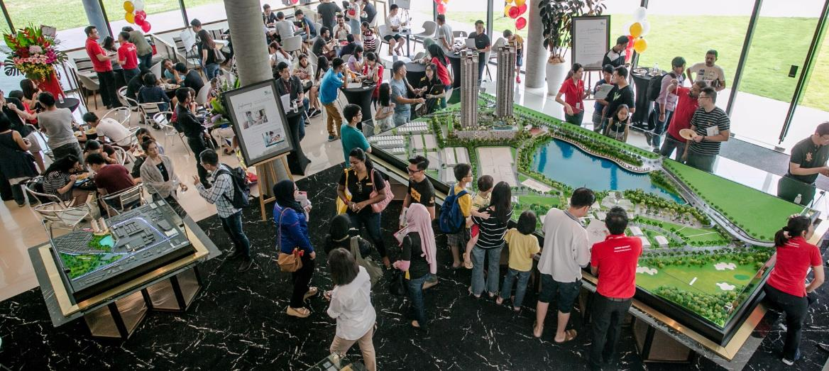 Sunway Serene received great response from over 5,000 visitors at its sales preview