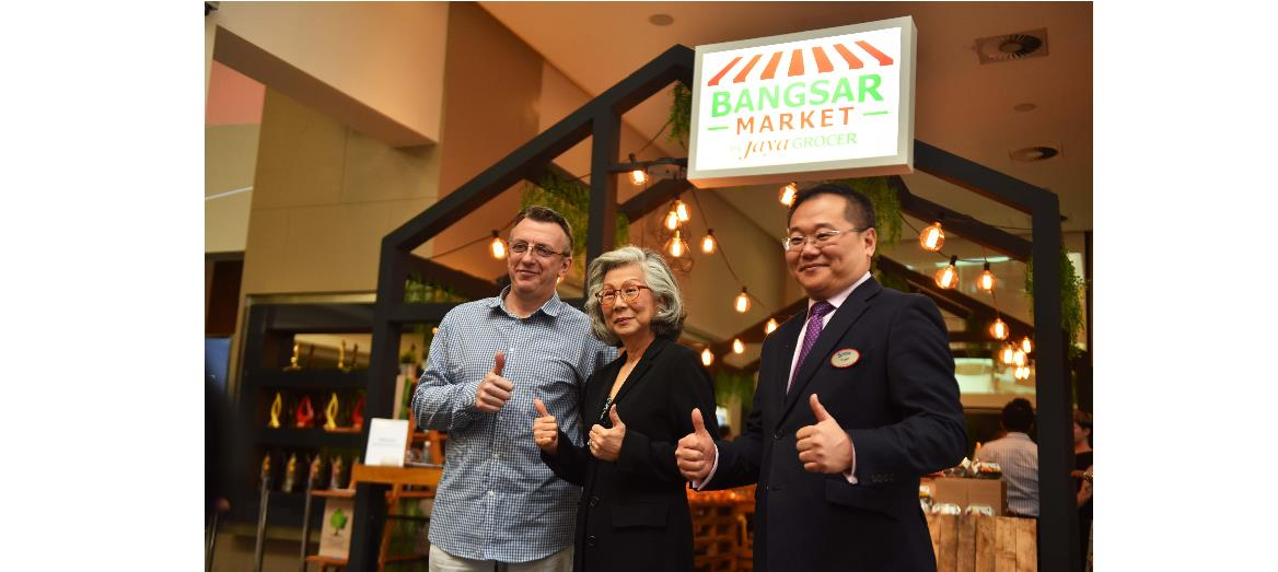 S P Setia unveils Bangsar Market by Jaya Grocer at KLEC Mall in KL Eco City
