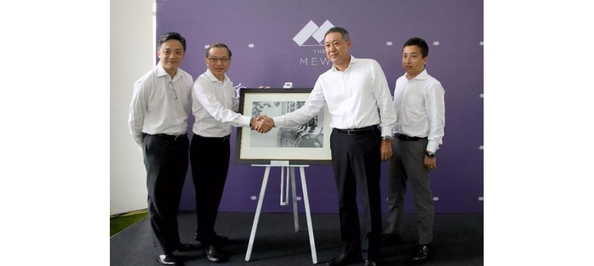 E&O Berhad and Mitsui''s partnership sees successful completion of The Mews