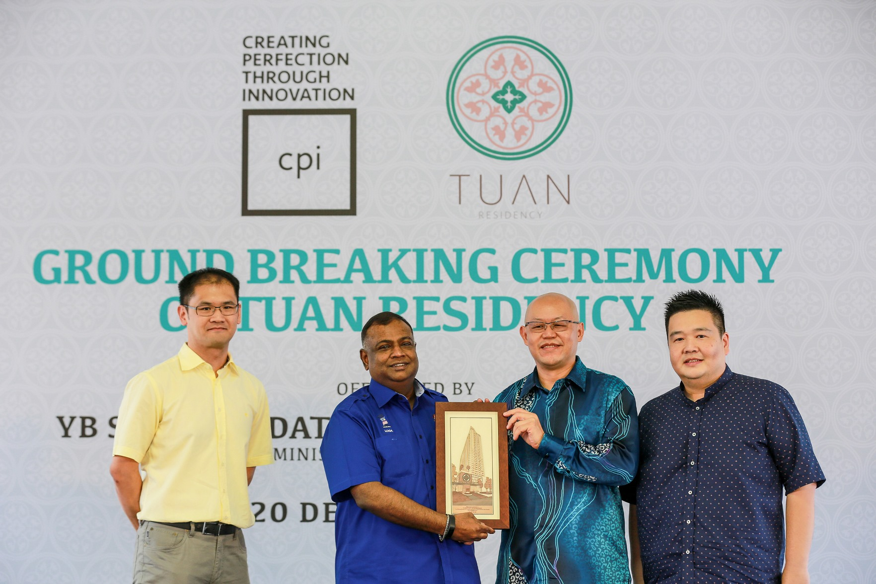 CPI Land to launch Tuan Residency Condominium in early 2018