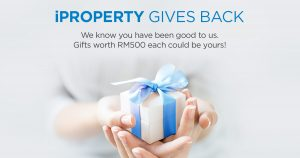 iProperty Gives Back