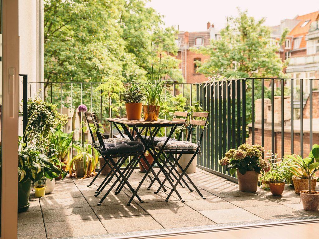 9 awesome balcony garden ideas - iproperty.com.my on Apartment Backyard Patio Ideas id=44887