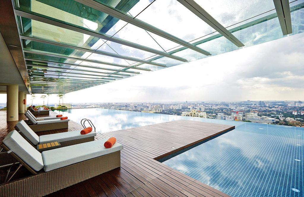 Top 5 Residential Rooftop Pools In Kl Iproperty Com My