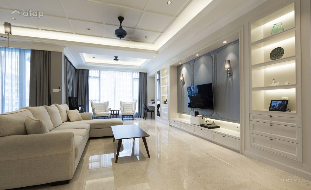 16 exquisite living room designs in Malaysia - iproperty.com.my