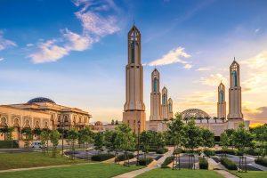 Beyond Iskandar Johor's Islamic Architecture Mosque
