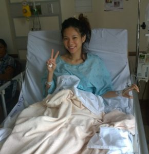 Colon Cancer survivor- choo mei sze-mrta