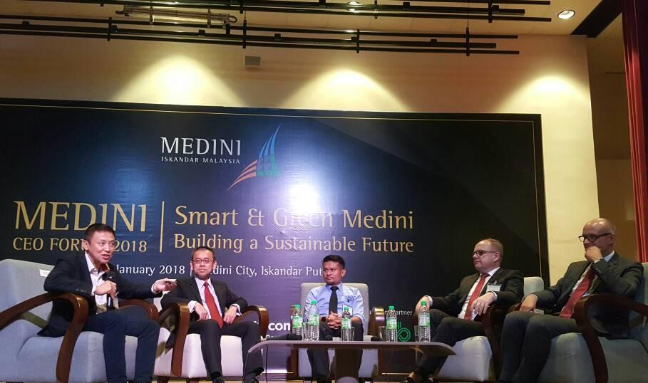 The CEO Medini Forum 2018-1