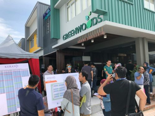 Greenwoods Keranji sold out