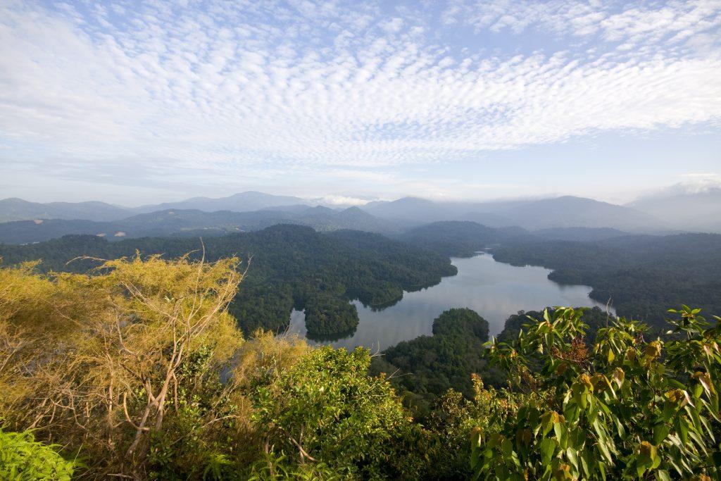 View-of-Taman-Melawati-from-Bukit-Tabur