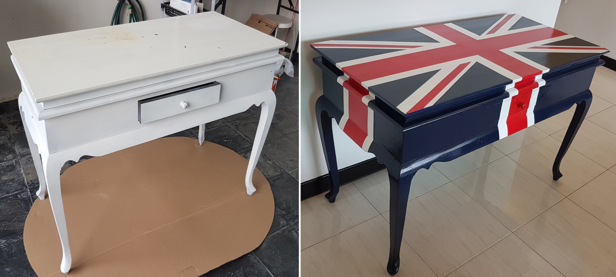 how imran zainal turns upcycling old furniture into new works of art